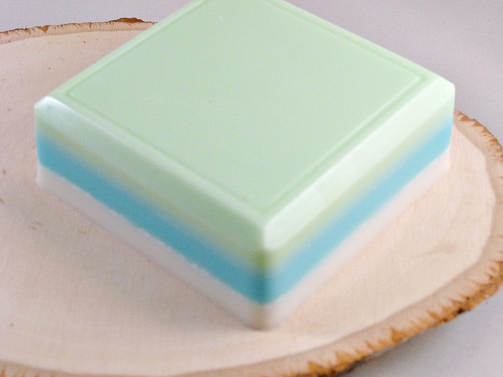 Soap, Cool Cucumber Soap with Marula Oil